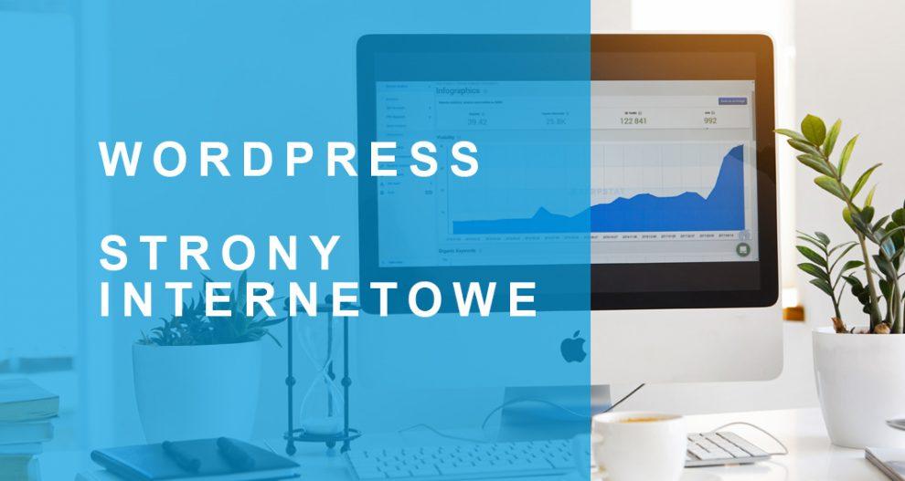 wordpress strony internetowe